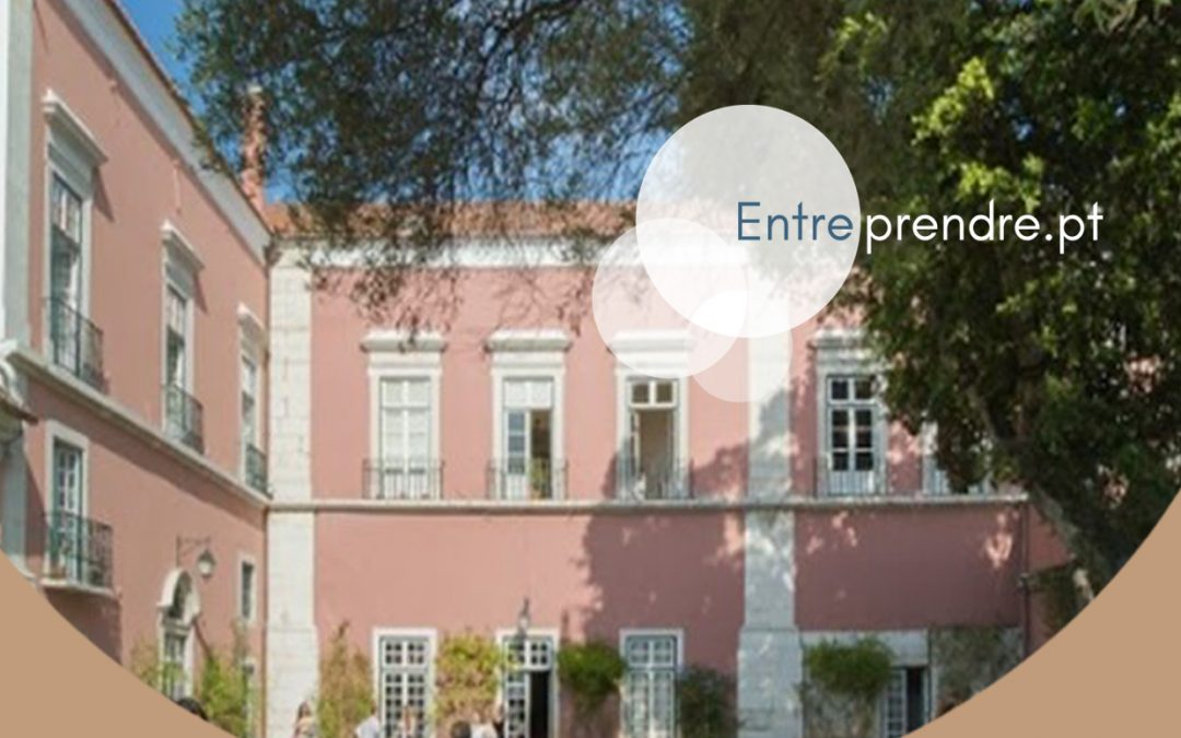 Catherine Gruner – Désigner d'intérieur spécialisée en Feng Shui au salon Entreprendre à Lisbonne
